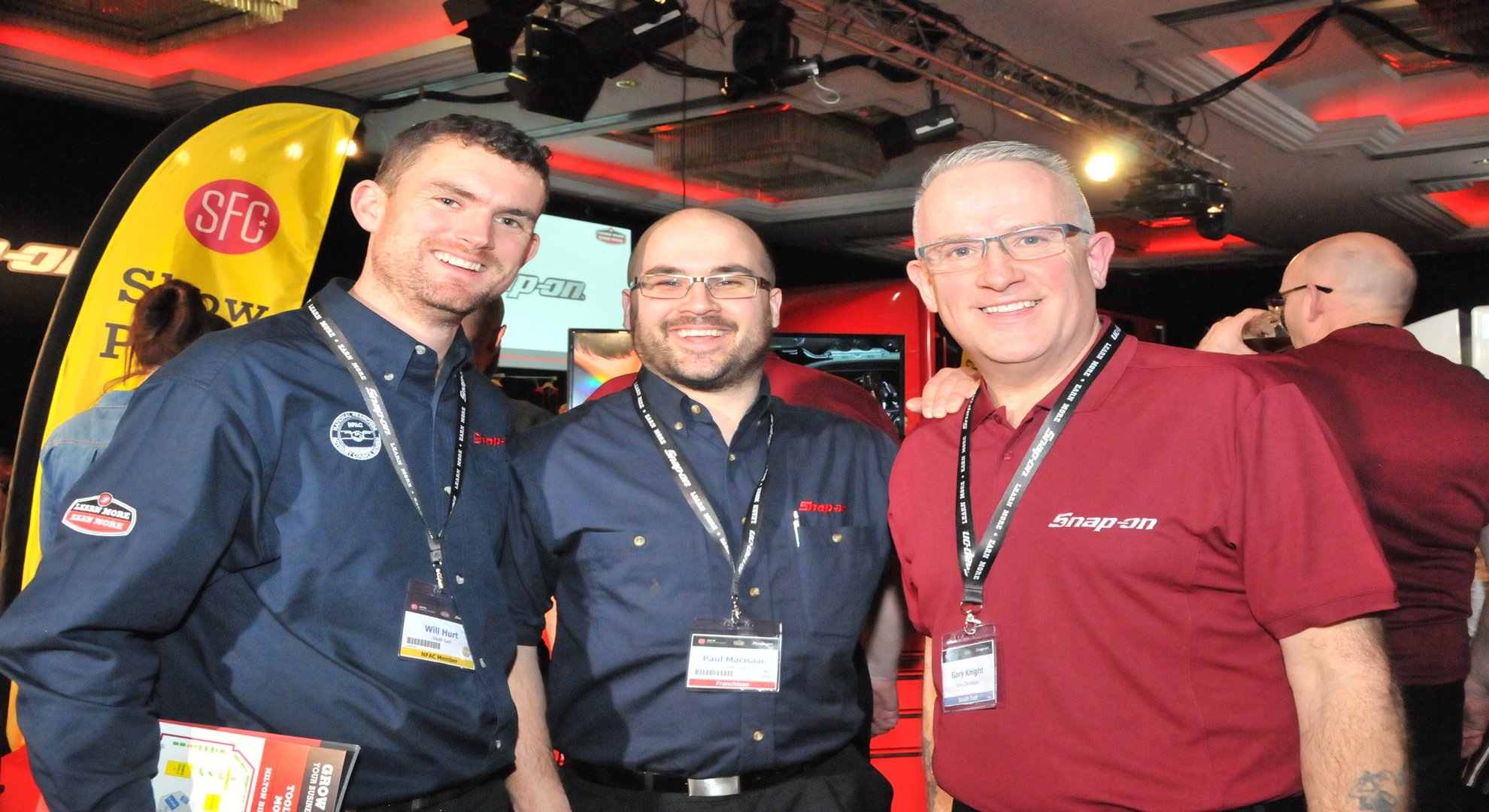 Snap-on franchisees