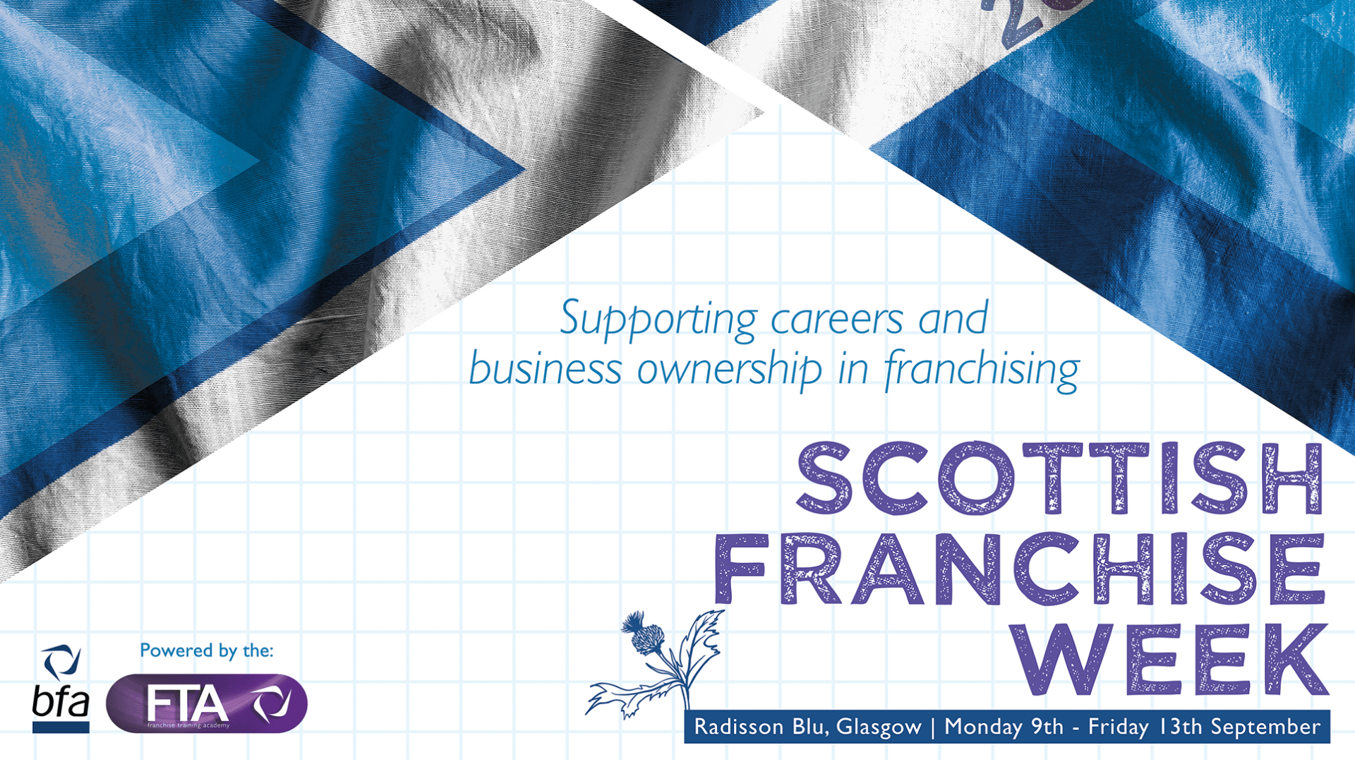The British Franchise Association vows to help make franchising a £1bn industry in Scotland by 2021