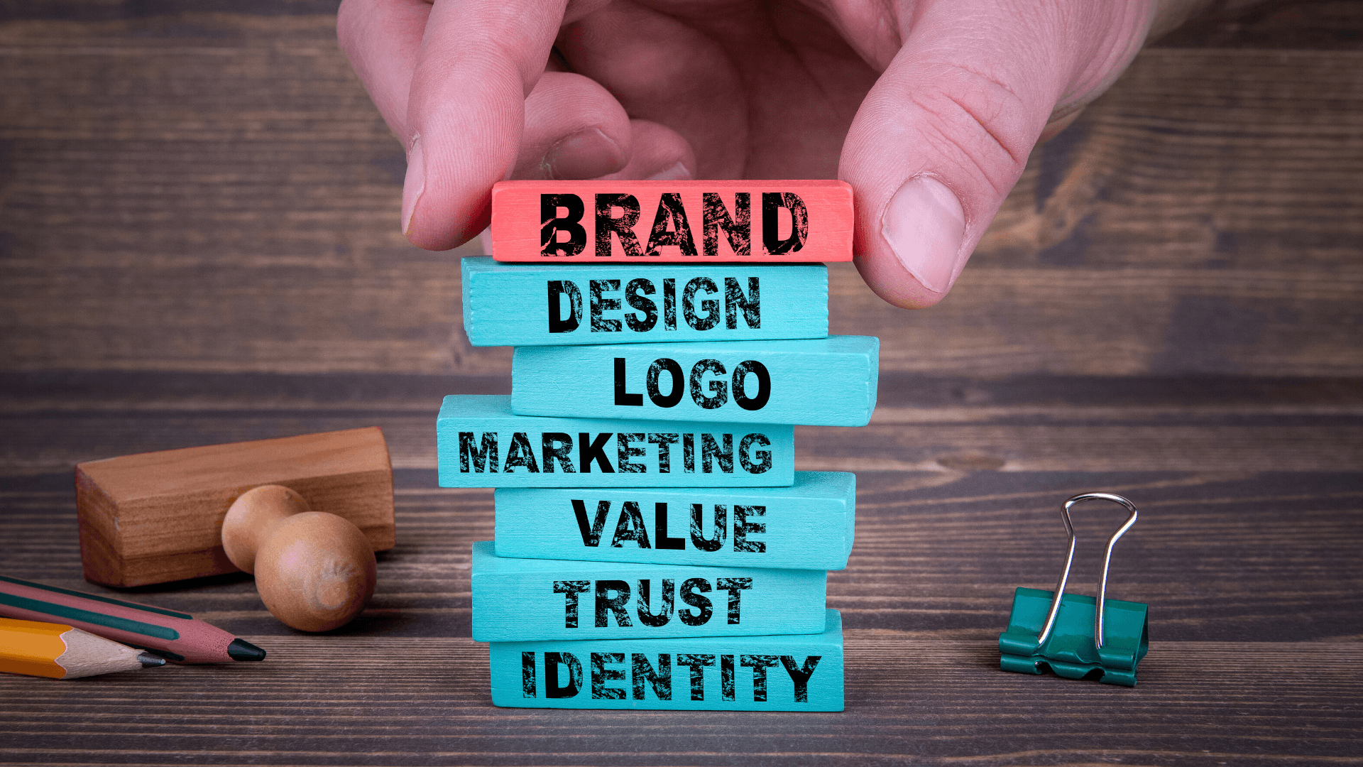 Build a stronger brand image with a rebrand