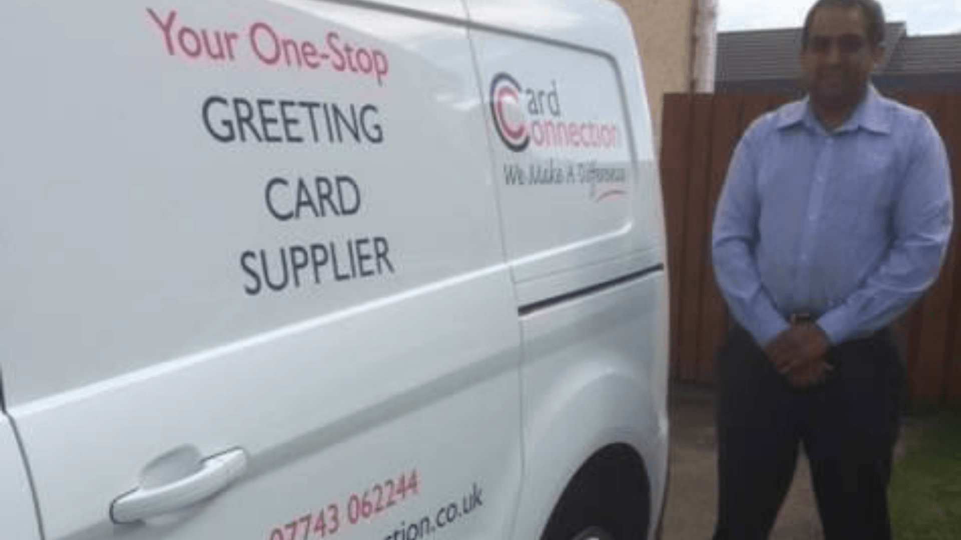 Card Connection franchisee proves that Scotland favours the brave!