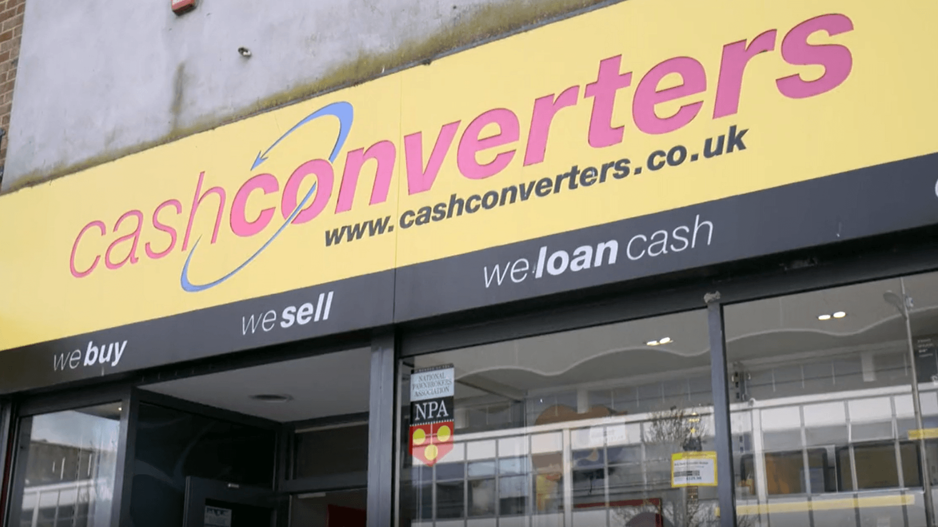 Cash Converters – the franchise that's bucking the trend on the high street