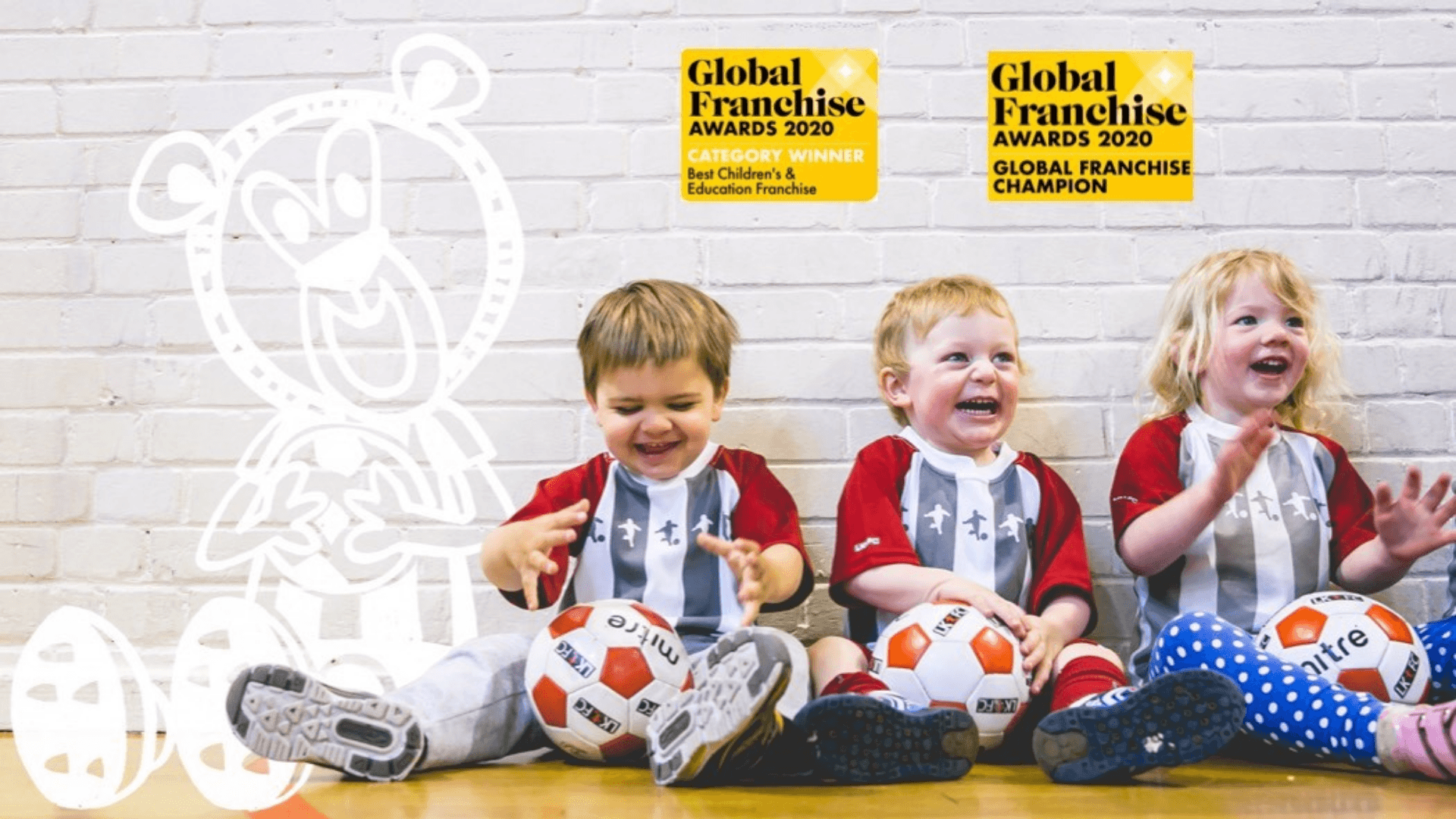 Little Kickers Wins Top Franchise Award On The Eve Of Its 18th Anniversary