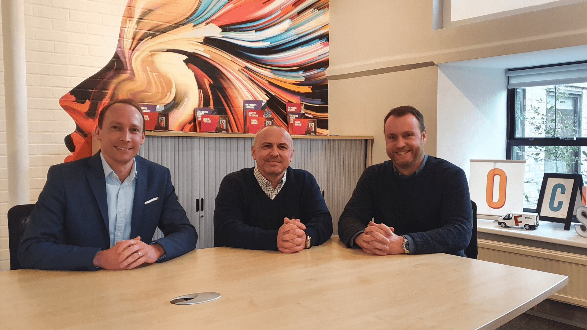 New owner welcomed at Signs Express (Lancaster)
