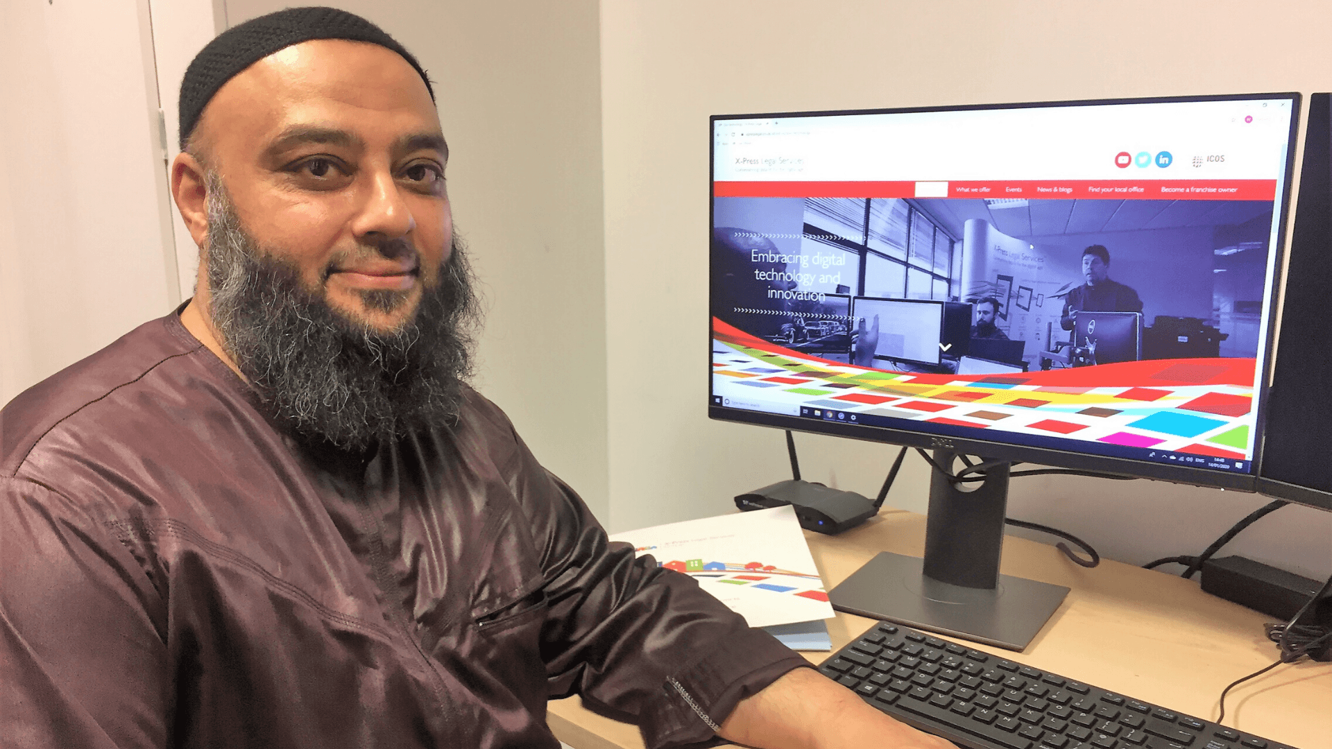 Property search franchise finds new owner for East London