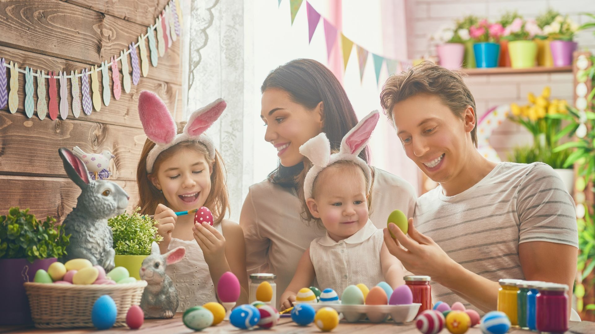 The Easter Bunny is coming – but how do we deal with holiday whilst on furlough?