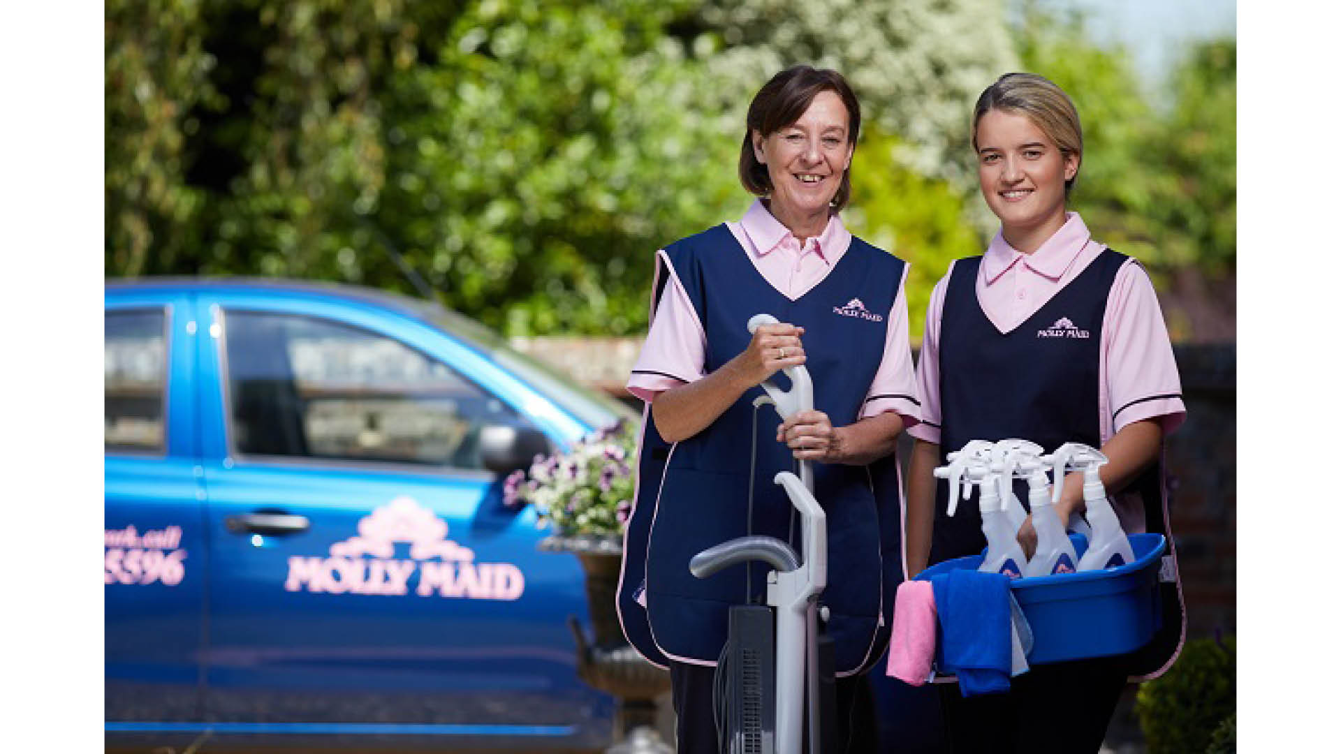 Molly Maid: Robust procedures help cleaning business get back into customers' homes