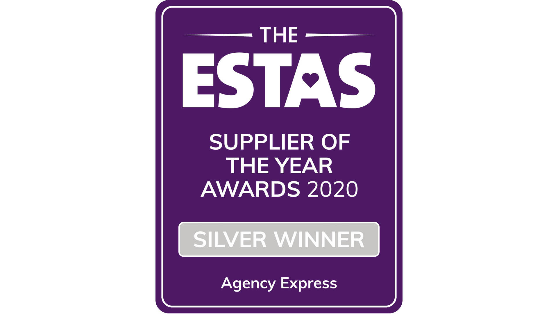 Agency Express remain in the UK's top three suppliers to estate agents for the 7th consecutive year.