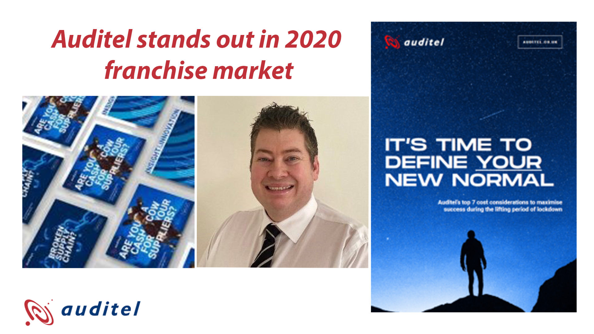 Auditel continues to stand out in the franchise market, with five further franchisees joining in July and August 2020