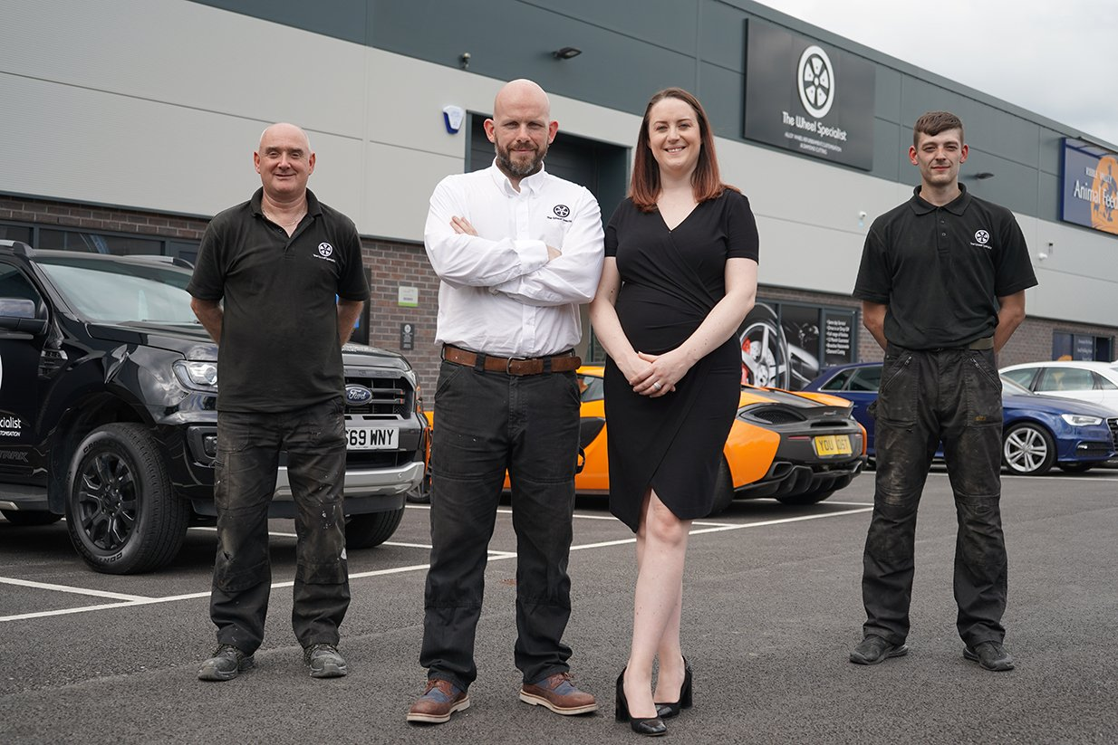 The Wheel Specialist bounces back with new technology and record results