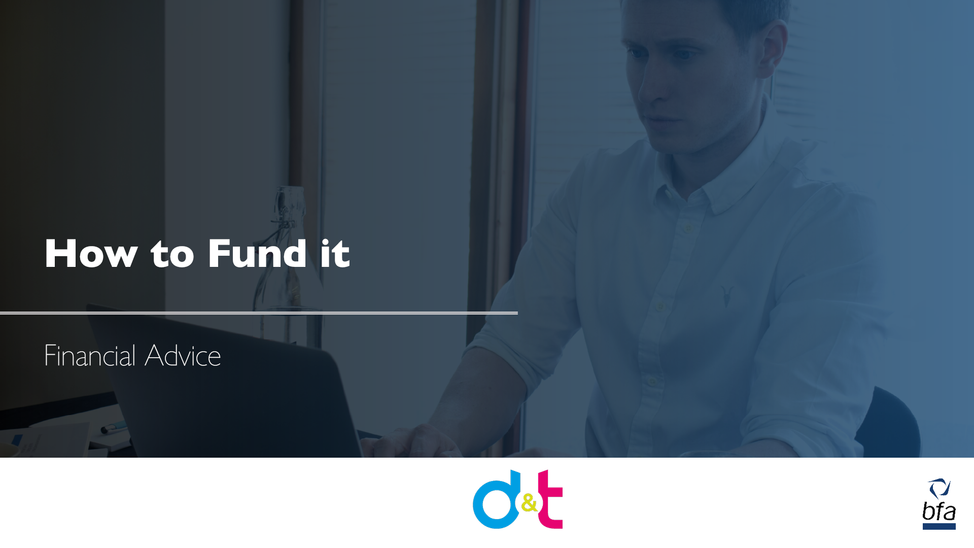 How to Fund It