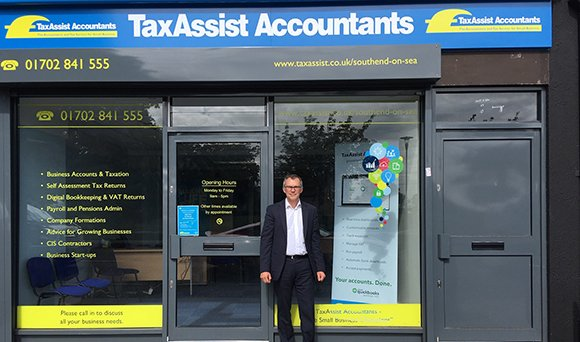 New TaxAssist Accountants shop opens in Southend-on-Sea