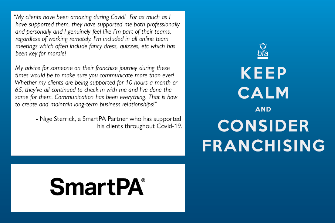 """SmartPA has been nothing but tremendous"""