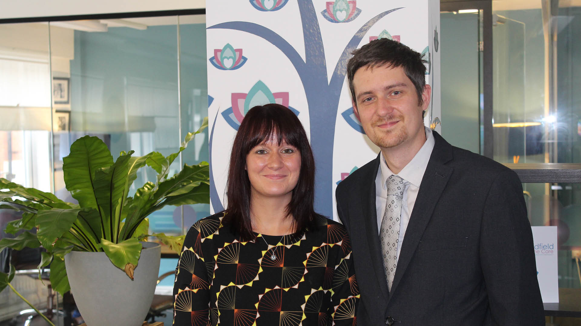 Radfield Home Care welcomes new franchise partners in Newcastle-upon-Tyne