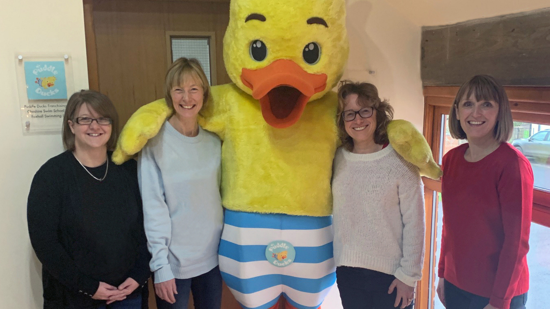 New board helps expanding franchisor stay in the swim – December 2019