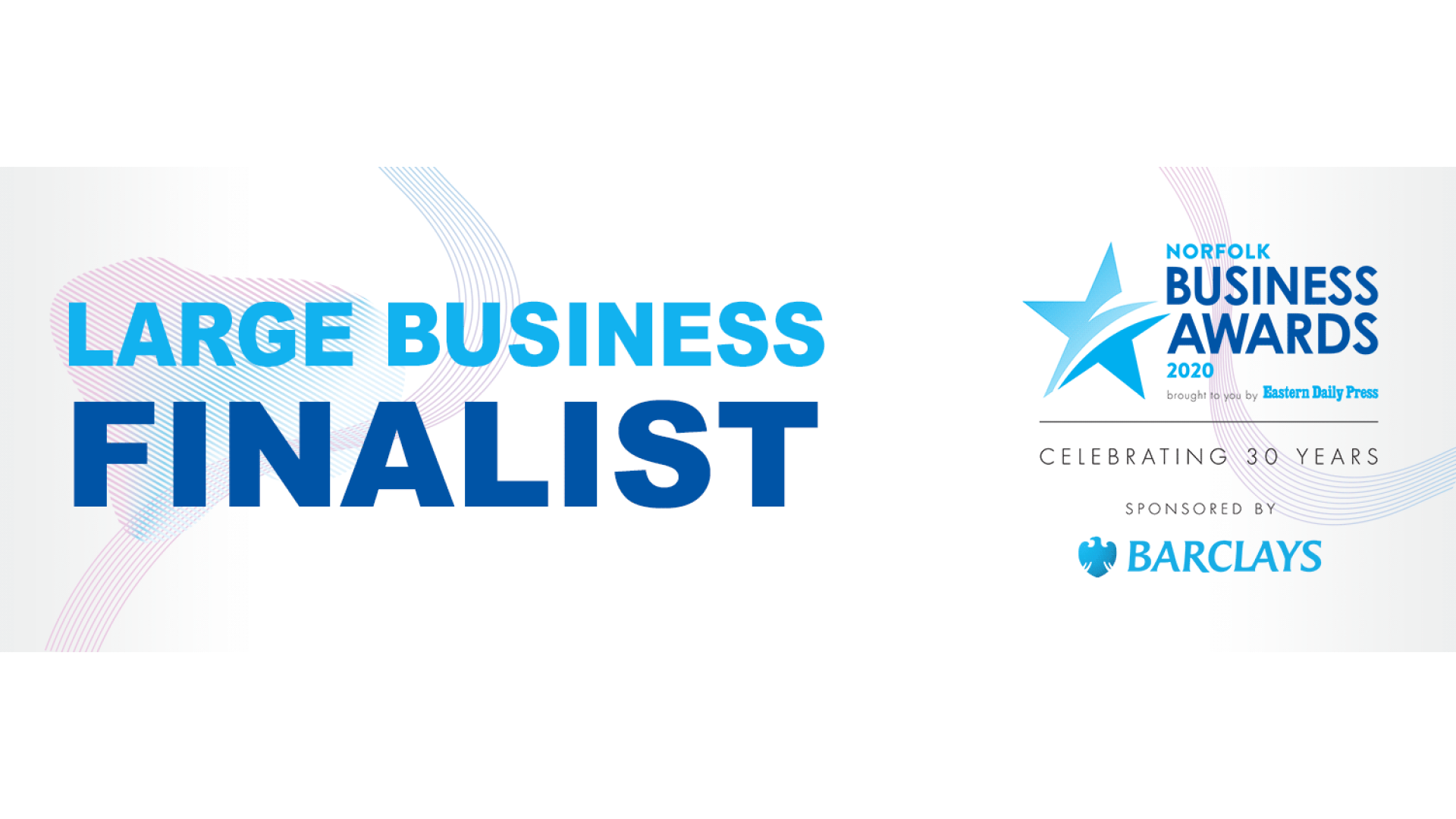 The TaxAssist Group announced as finalist for 'Best Large Business' award for second year running