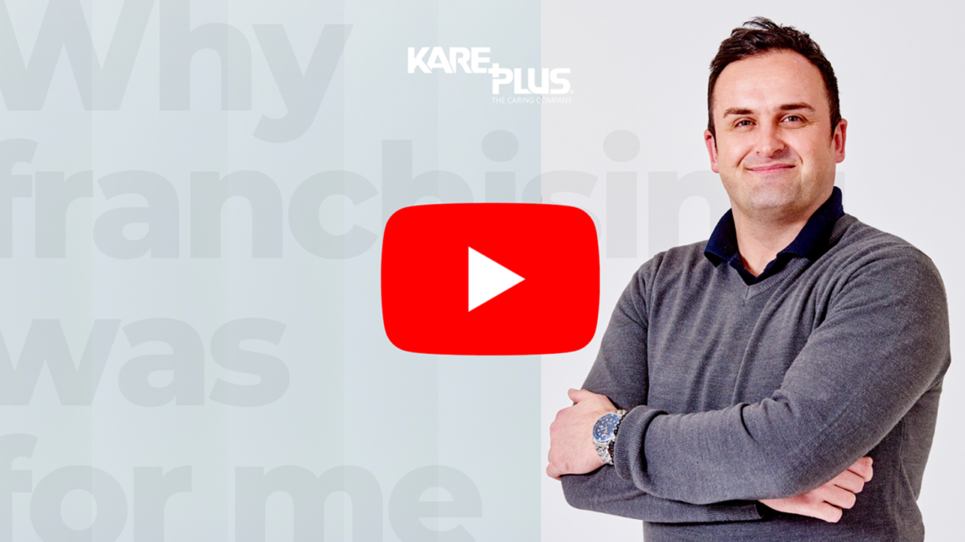 Familiar to Franchising: New to healthcare, why an existing franchise owner couldn't turn down an additional opportunity with Kare Plus