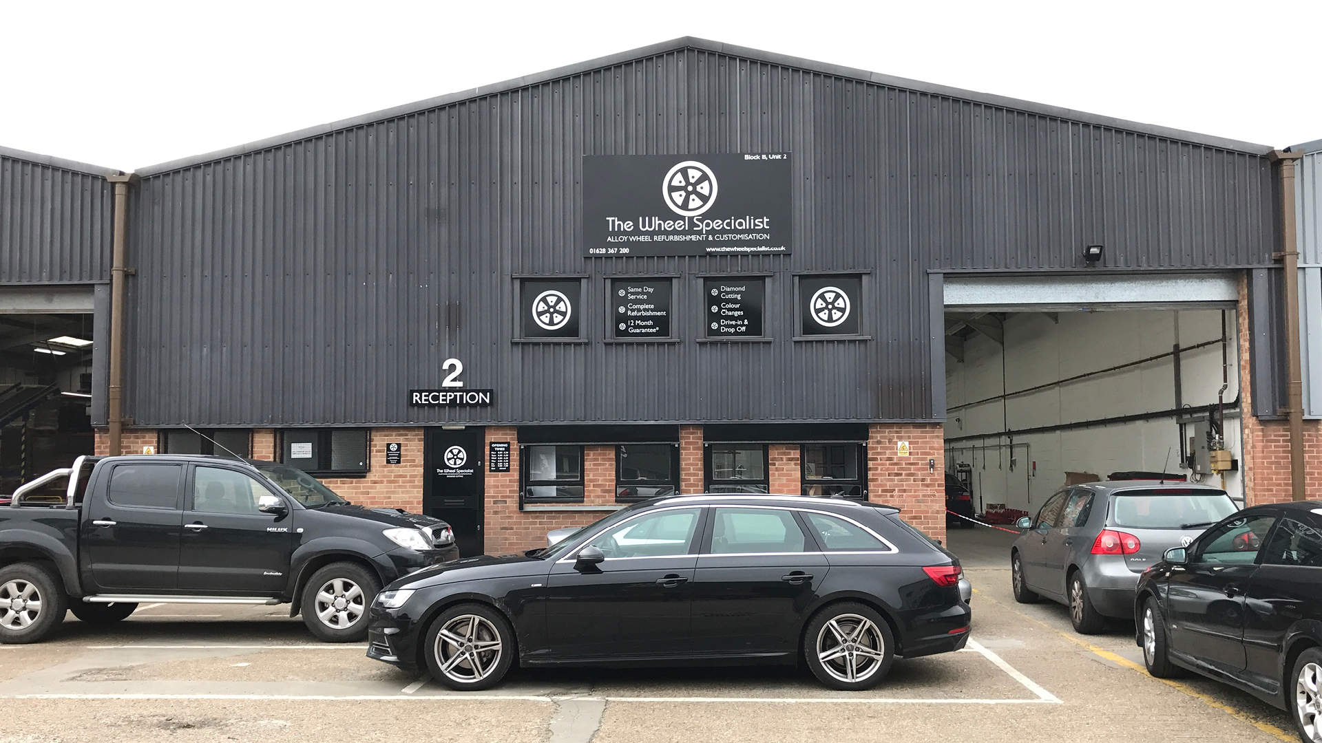 Past, present & future at The Wheel Specialist