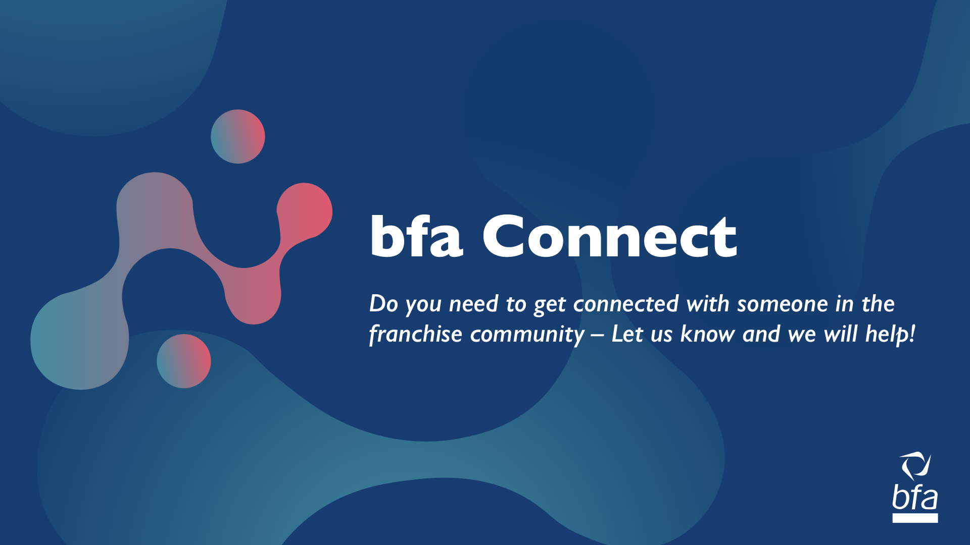 Connecting the franchise community for 44 years