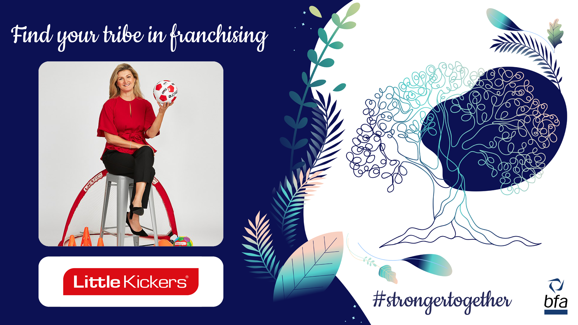 Christine Kelly – from £300 to an international brand helping people achieve balance in life