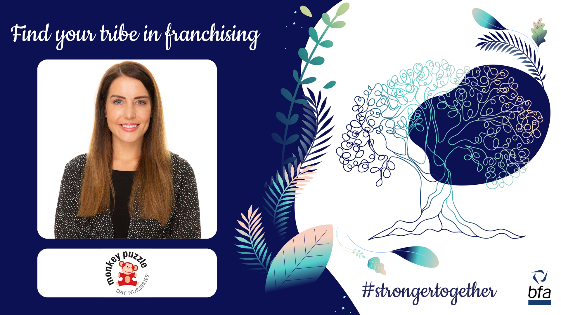 Grace King leads the way for franchising at Monkey Puzzle Day Nurseries