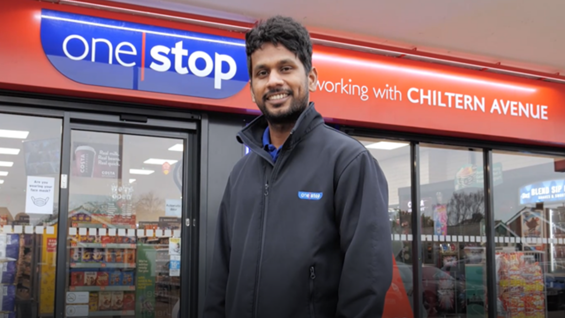 Growth of 'Food to Go' and vending leading to strong franchise sales