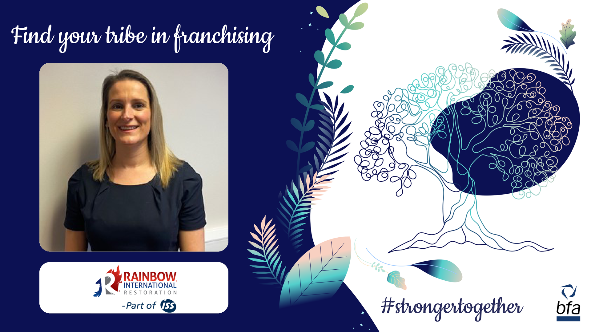 Featuring Vicky Elder, Franchise Business Owner, Rainbow International Liverpool
