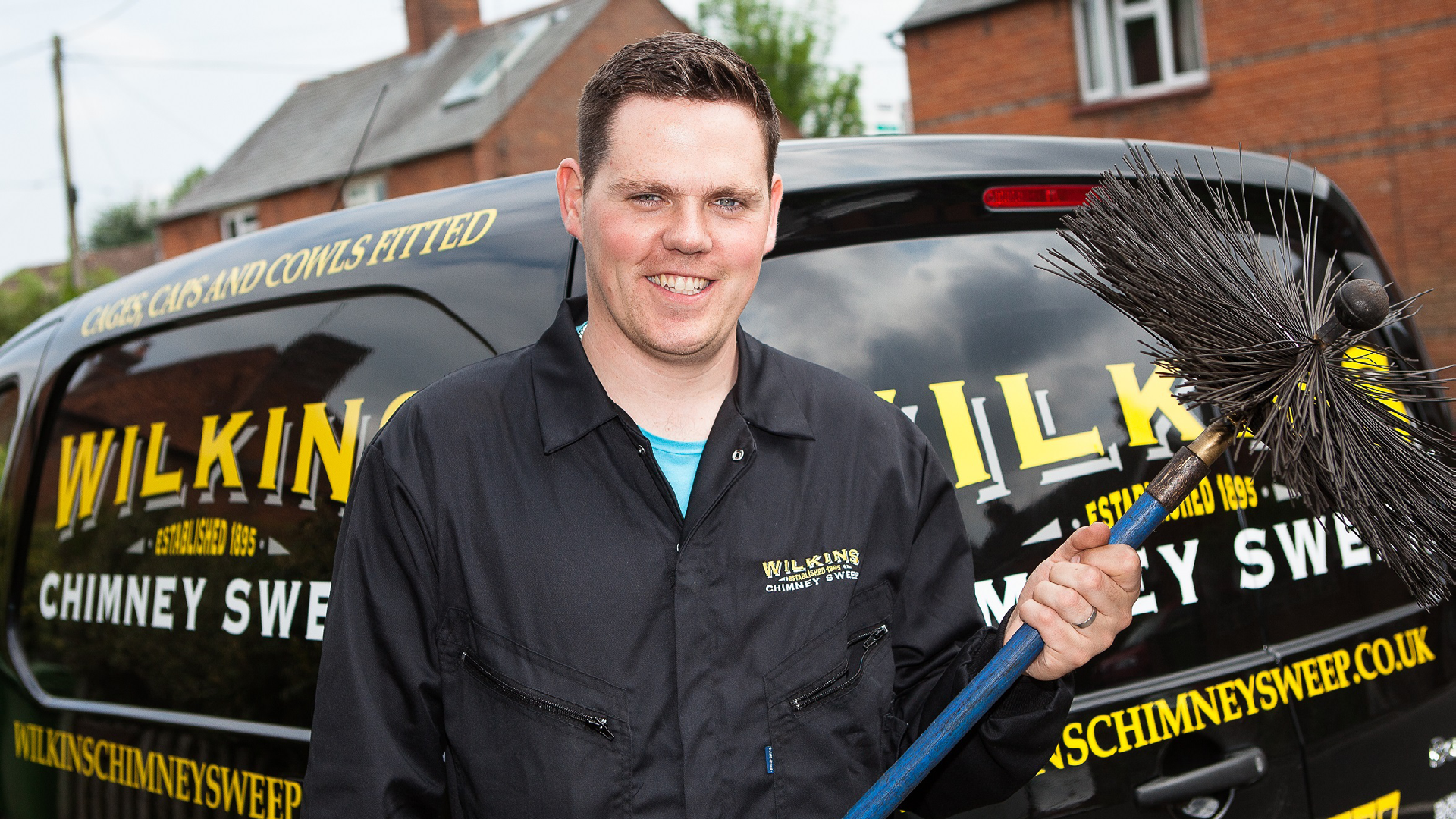 Business booms for Wilkins Chimney Sweep with new franchise sales and territory expansions across the network