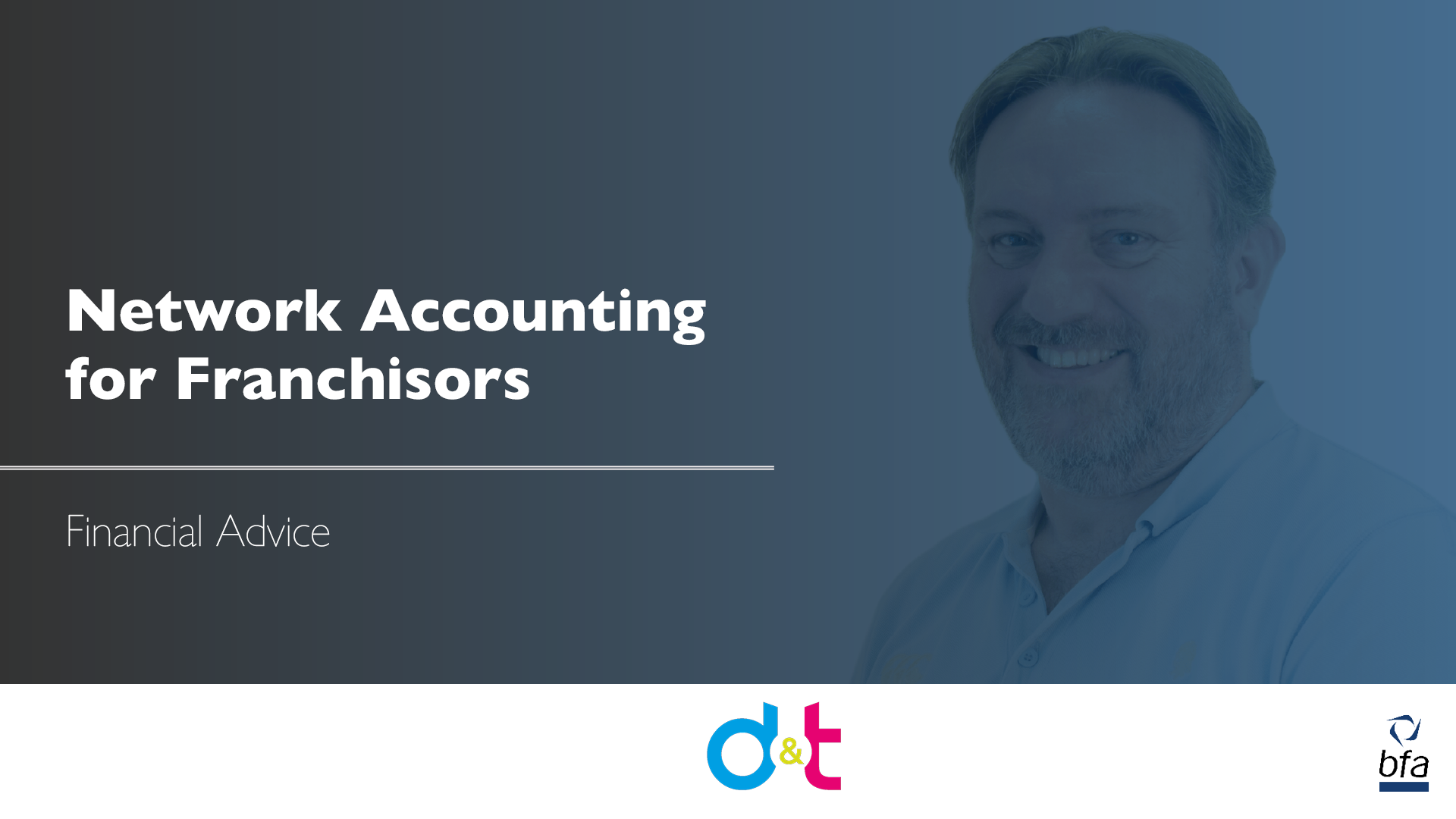 Network Accounting for Franchisors