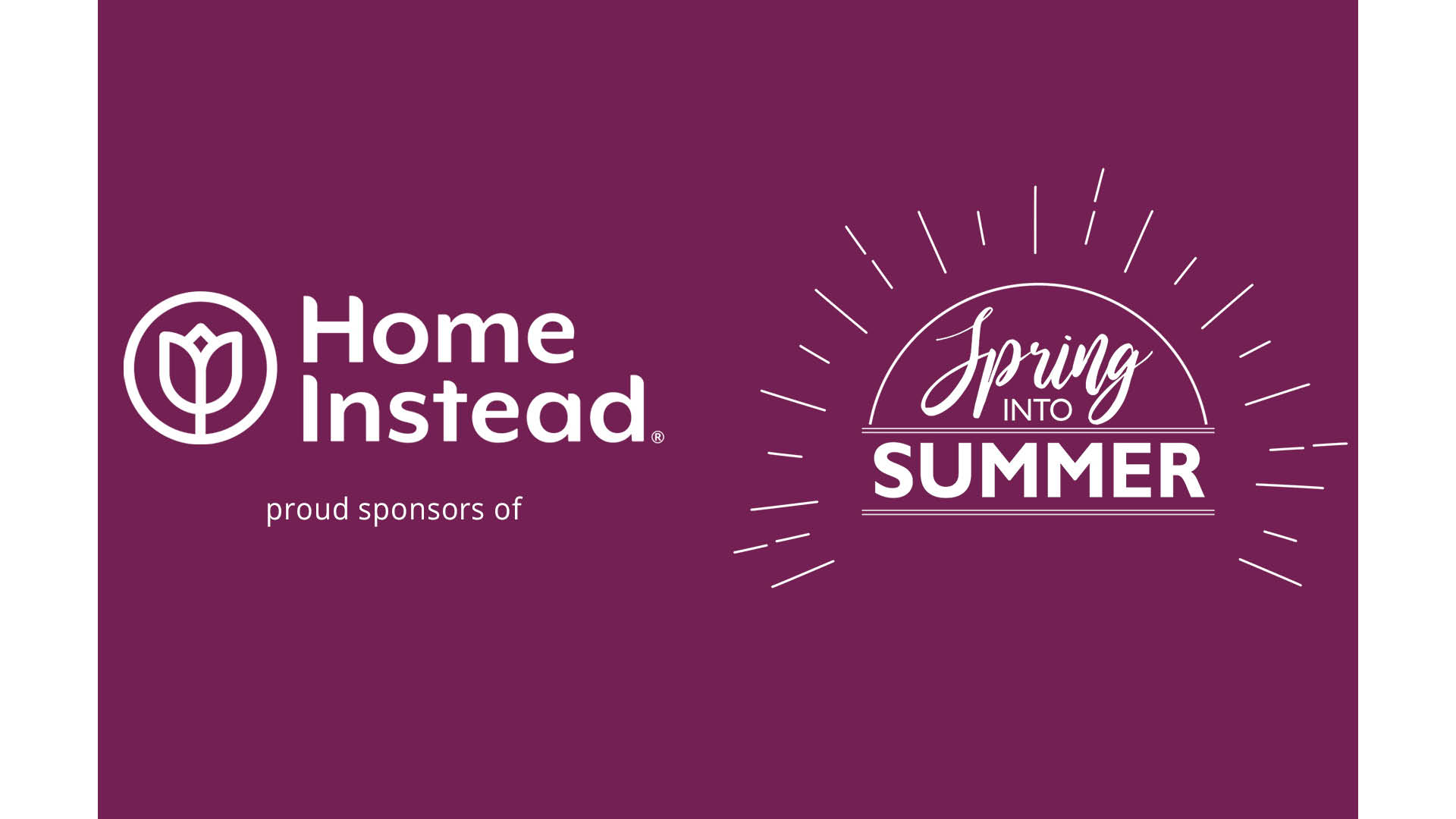 Home Instead ramps up TV presence with second sponsorship deal