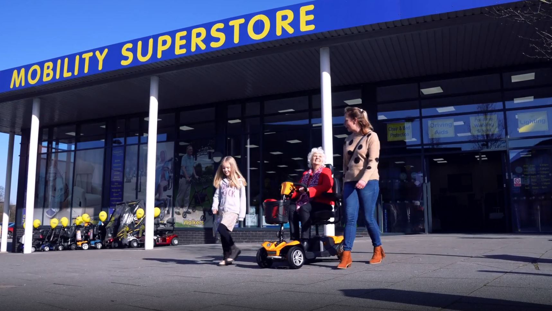 Introducing, Ableworld's new TV Advert