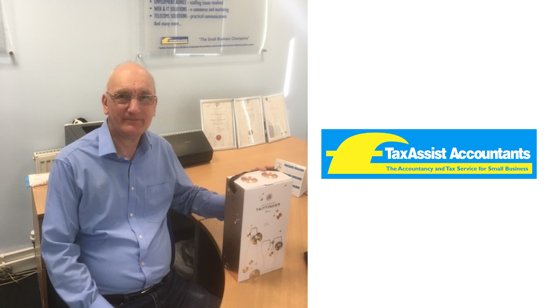 Harrogate-franchisee celebrates 20 years with TaxAssist Accountants