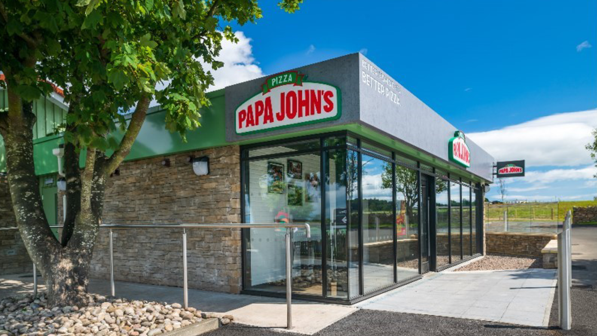 Papa John's Helps Holiday Parks Prepare for Summer Staycation Boom