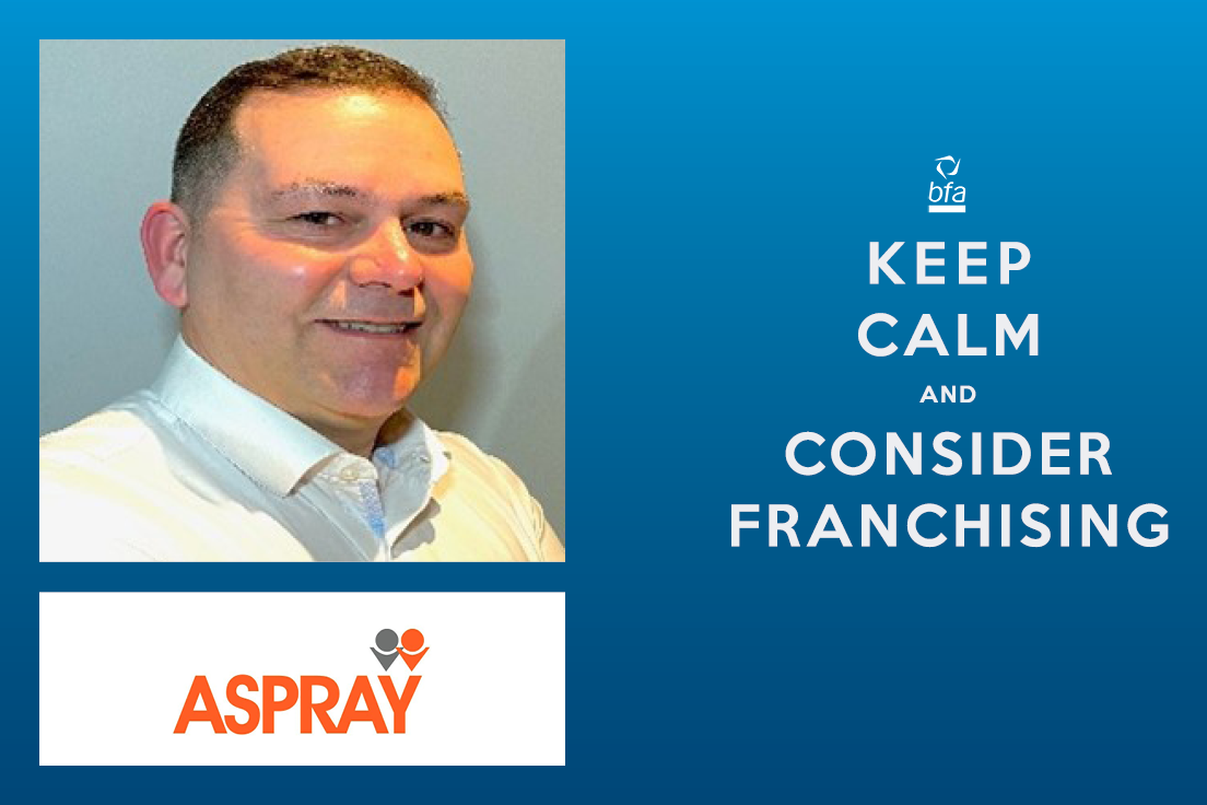 Hear from Jon Wood about his step into franchising after redundancy