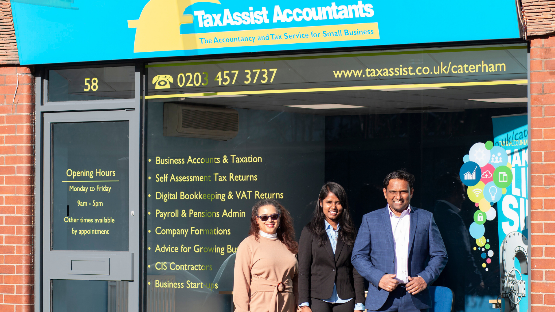 TaxAssist Accountants opens 250th shop in the UK