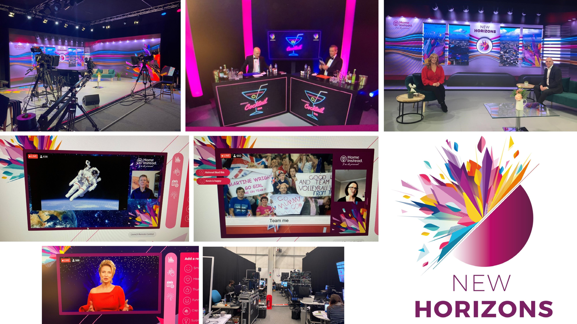 Home Instead reflect on the success of their first ever virtual conference