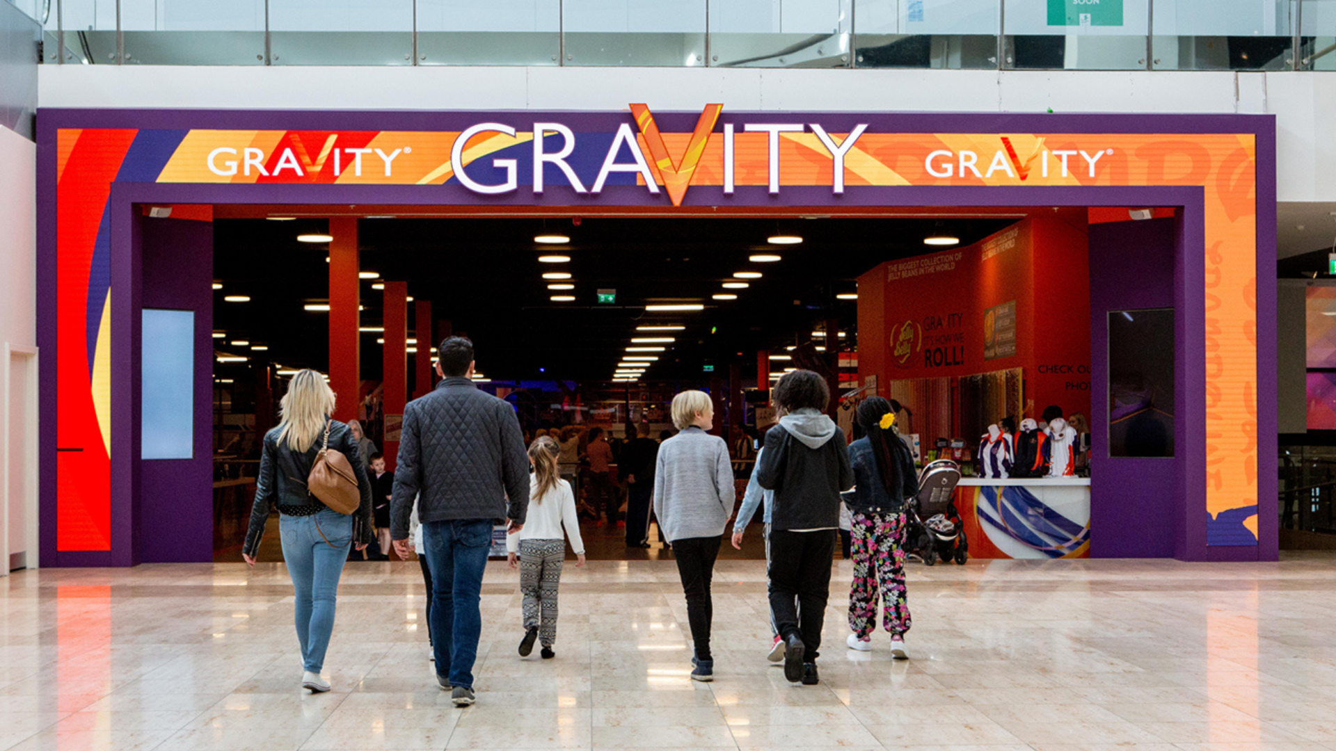 New Gravity Franchisee signs up at premier UK location