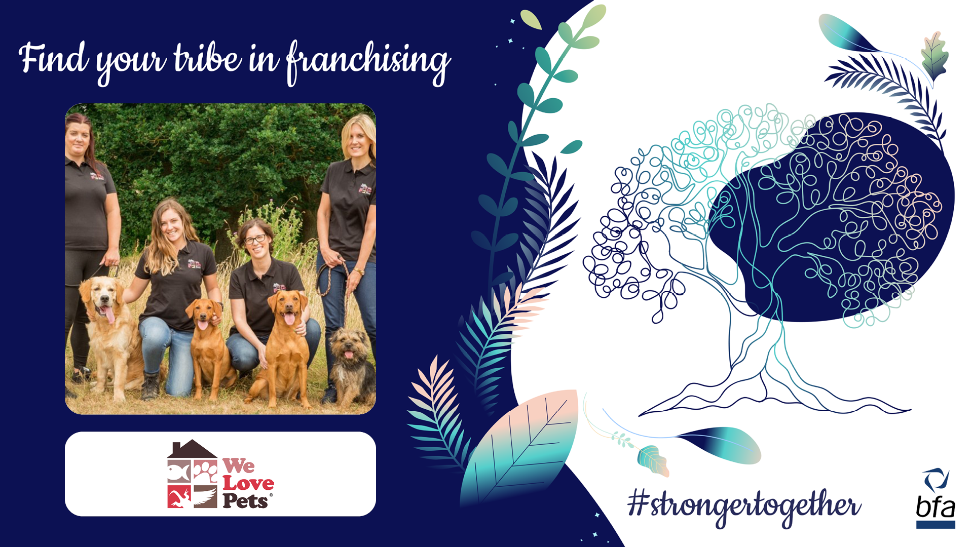 We Love Pet's Leading Ladies – The Future of Franchising