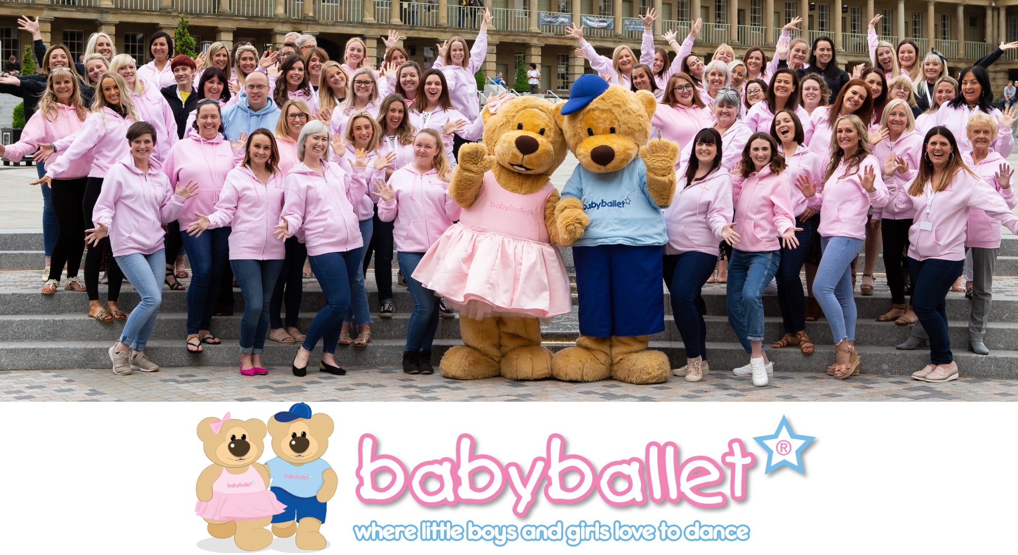 Babyballet celebrates successful debut in WorkBuzz survey with 5-star review