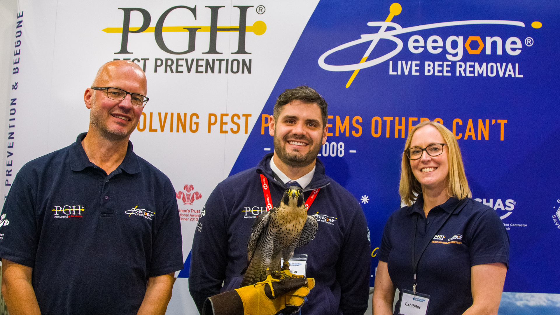 UK's only pest control and live bee removal franchise buzzing at ongoing success