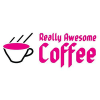 really awsome coffee logo